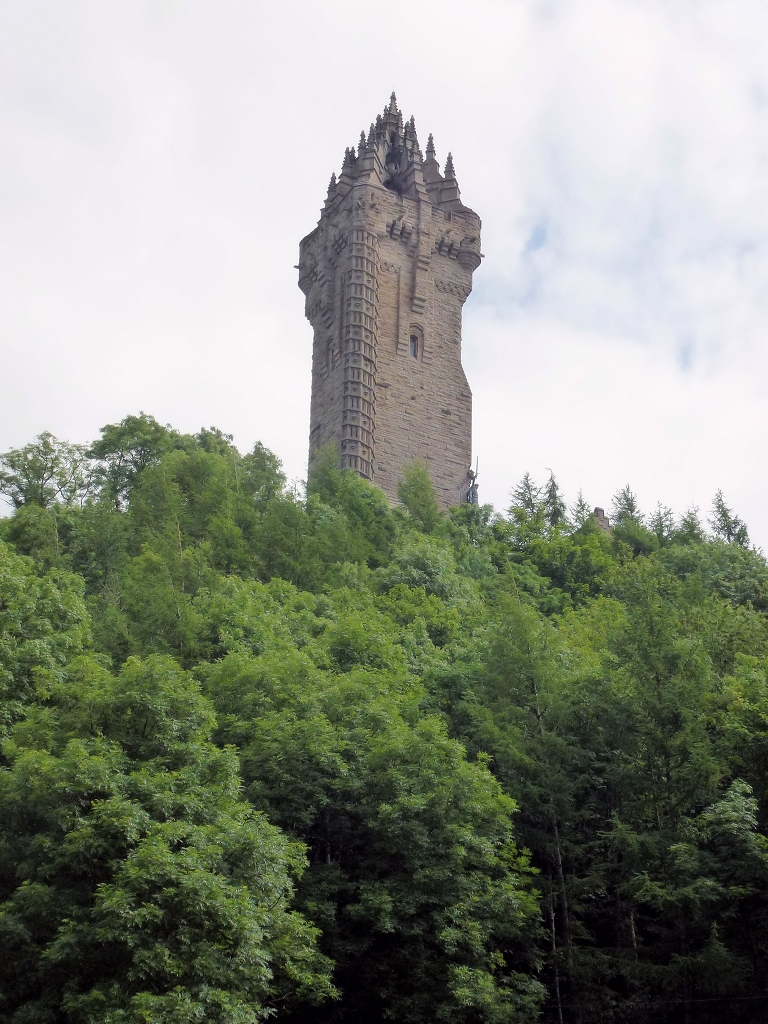 Das Wallace Monument